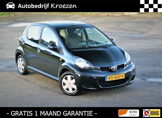 Toyota Aygo 1.0-12V Comfort Navigator * Airco * Navigatie * Org NL auto *