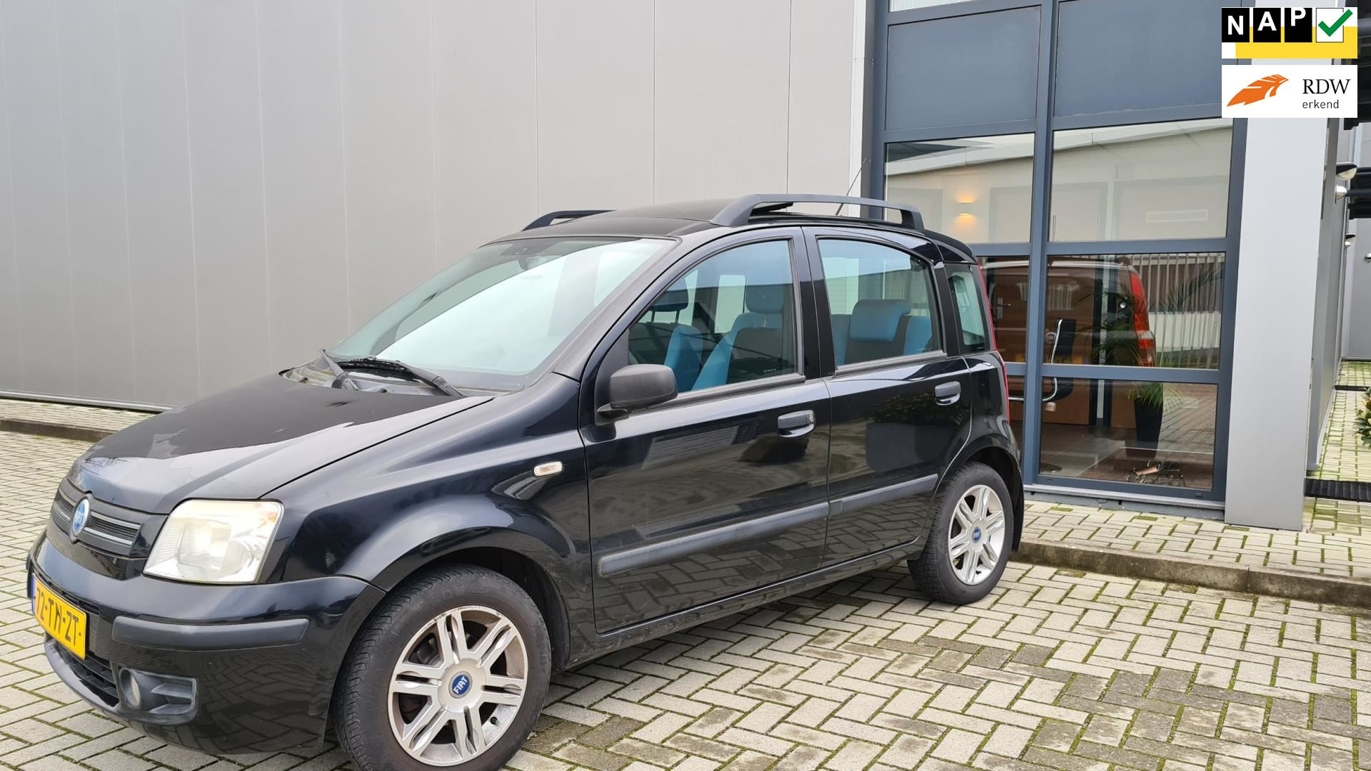 Fiat Panda occasion - Weerterveld Auto's