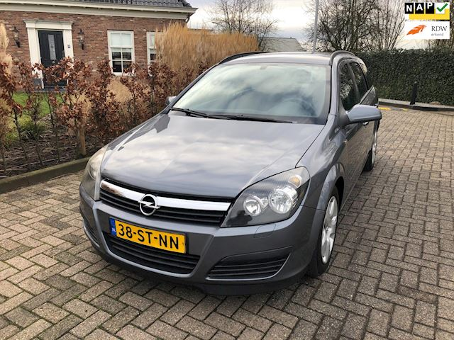 Opel Astra Wagon 1.9 CDTi Edition airco apk 04-11-2021