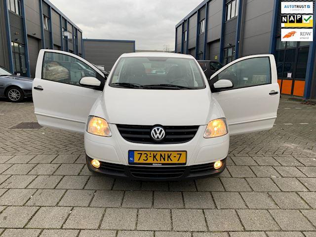 Volkswagen Fox 1.2 Trendline I AIRCO I CRUISE I NAP I DEALER ONDERHOUDEN