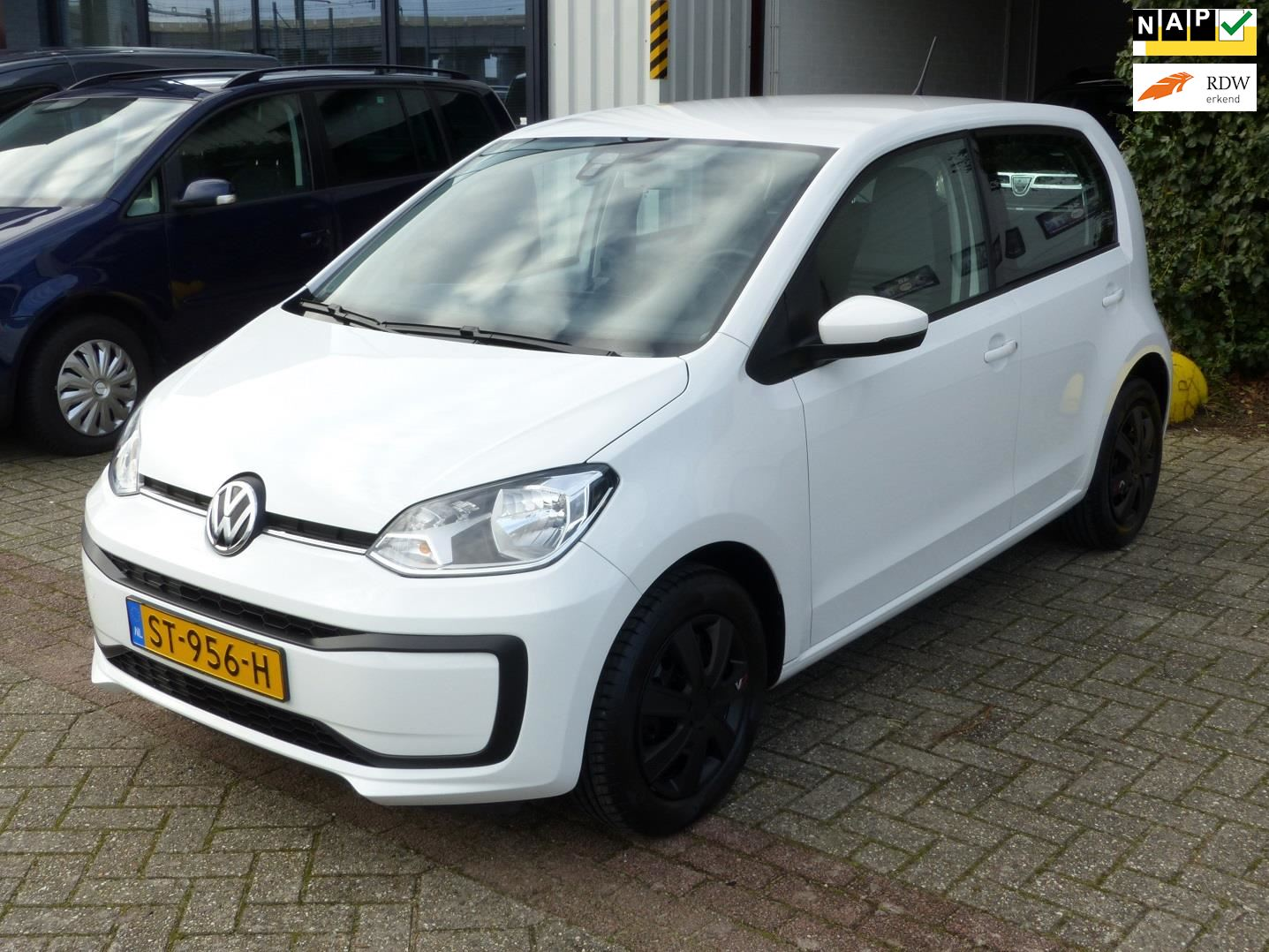 Volkswagen Up occasion - Bol Cars