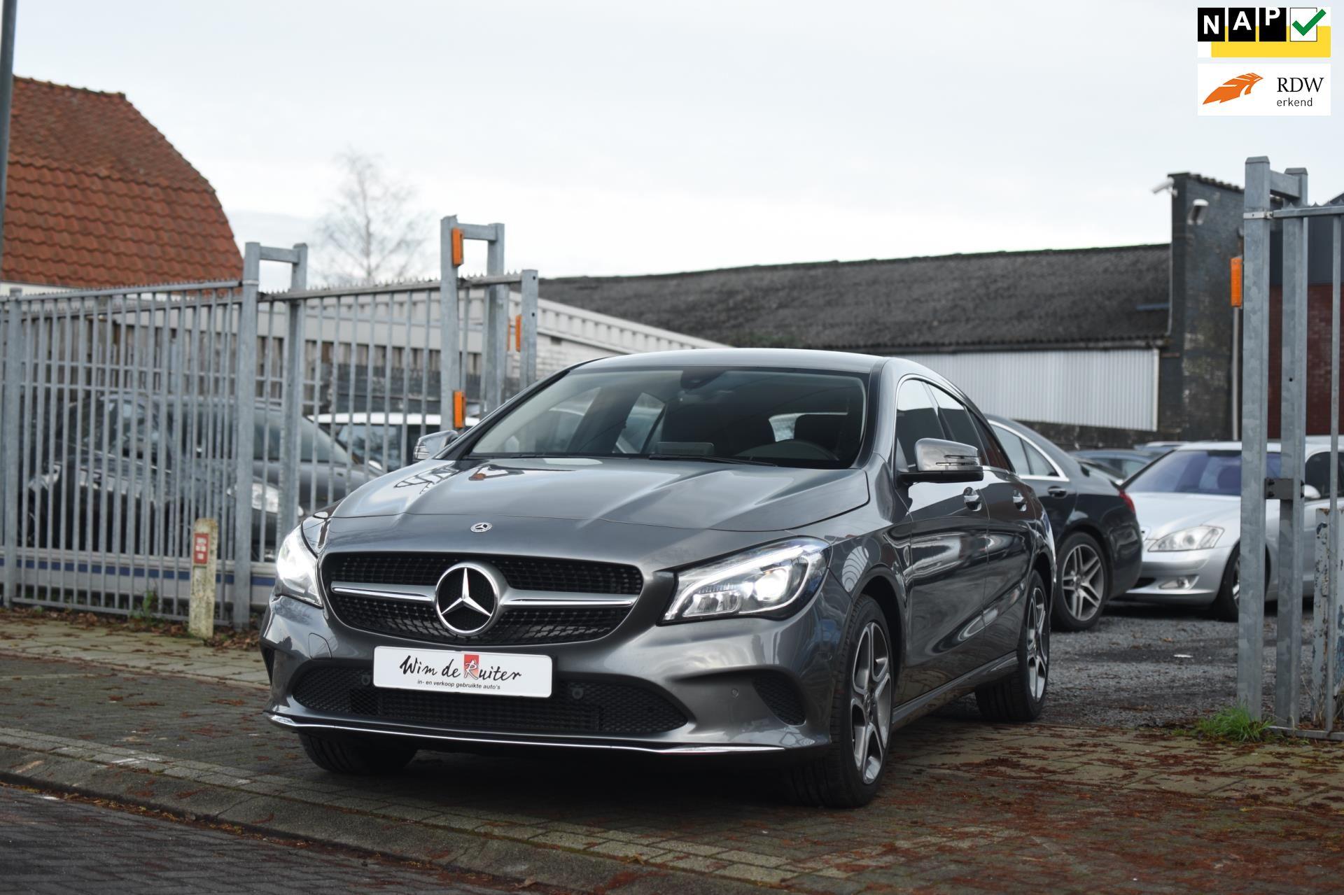 Mercedes-Benz CLA-klasse Shooting Brake occasion - Wim de Ruiter Auto's