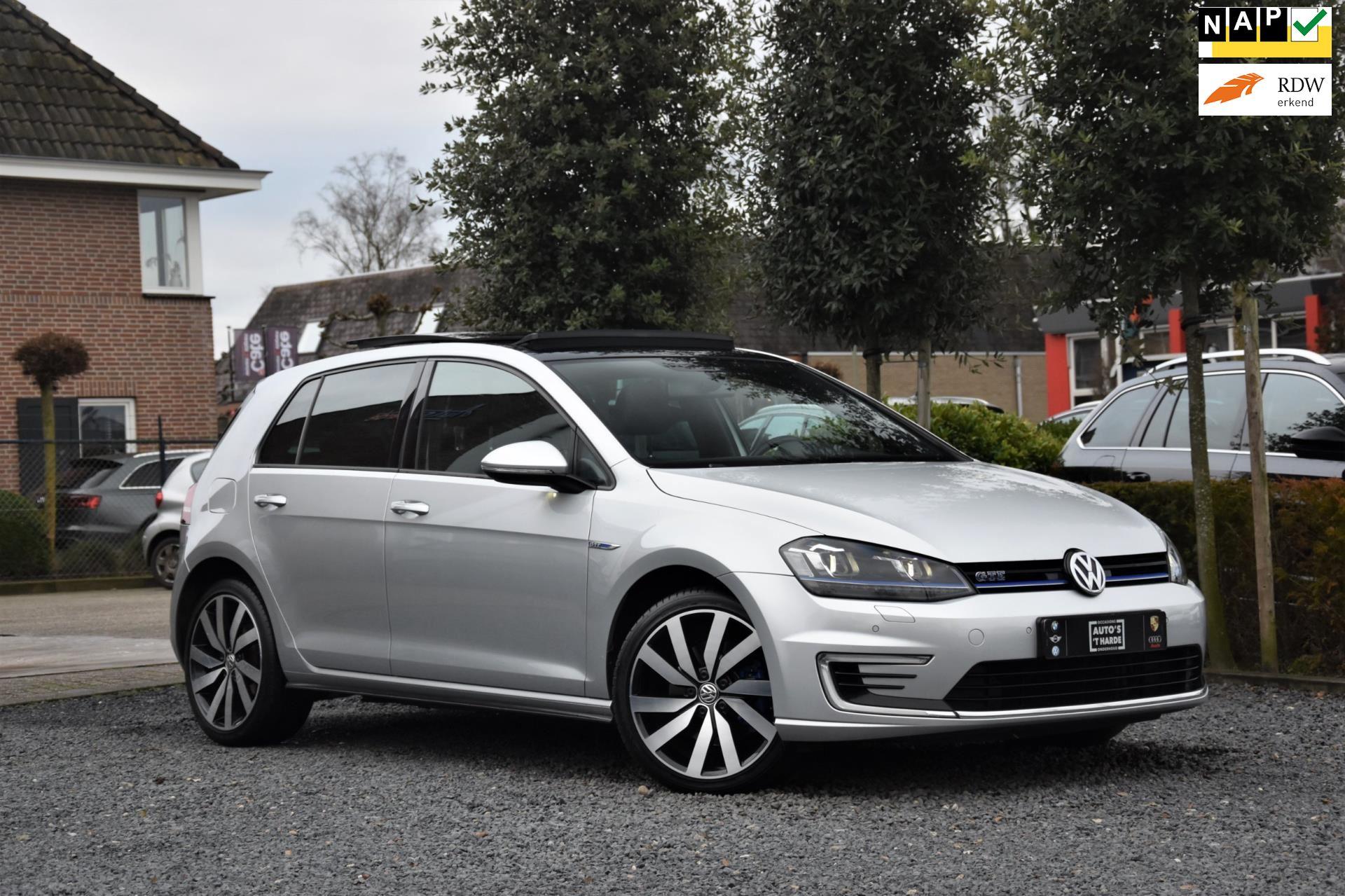 Volkswagen Golf occasion - Auto`s `t Harde