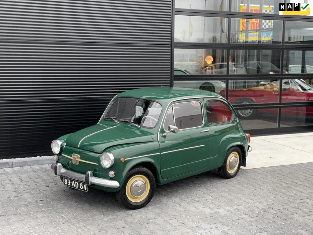 Fiat 600 occasion - Pitstop Car Trading