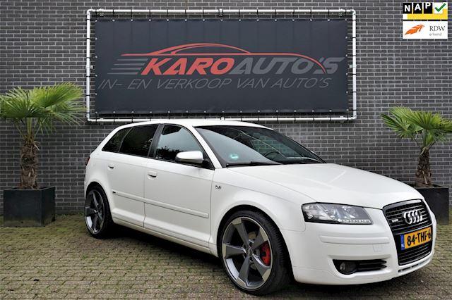 Audi A3 Sportback occasion - KARO Auto's