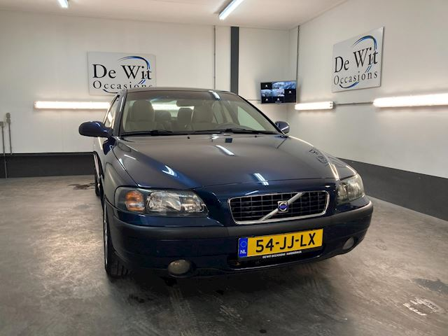 Volvo S60 2.4 Edition incl. NWE APK /DISTRIBUTIE !! MOOIE NETTE YOUNGTIMER !!