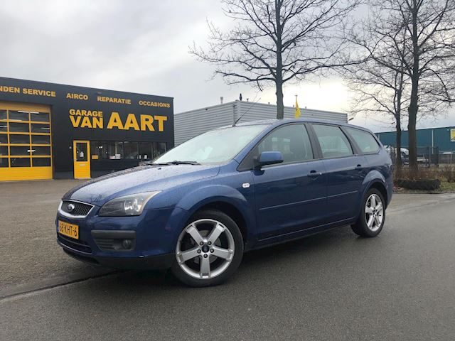 Ford Focus Wagon 1.6-16V Ambiente/CLIMATE CONTROL/
