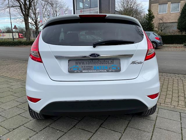 Ford Fiesta 1.25 Titanium Clima Elek Pakket Lmv Nw Apk