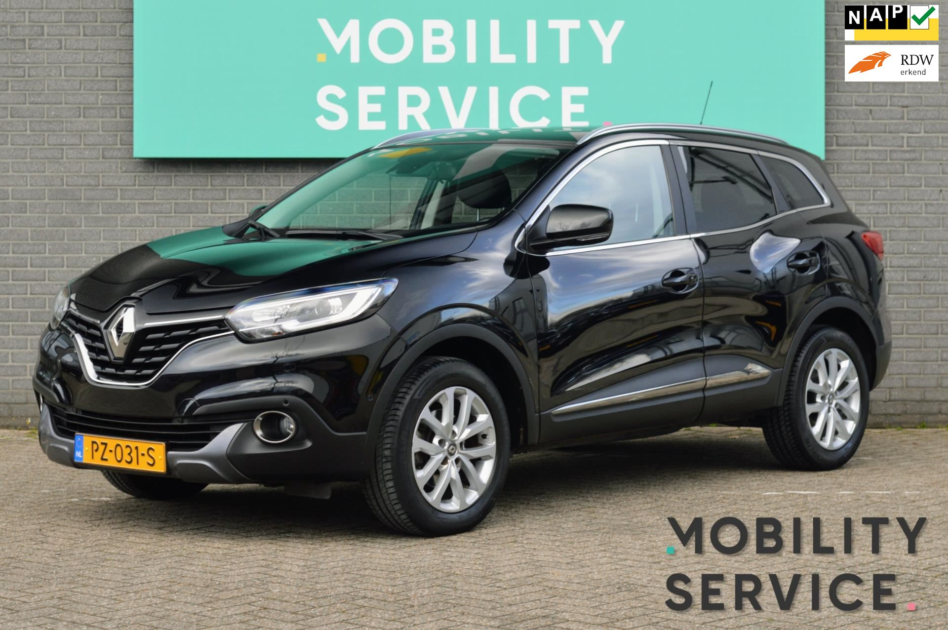 Renault Kadjar occasion - Mobility Service