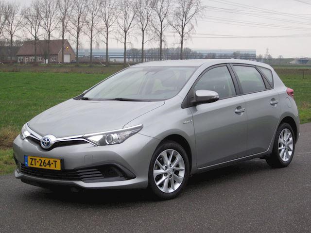 Toyota Auris 1.8 Hybrid Trend Aut/ECC/Navigatie/PDC/Garantie