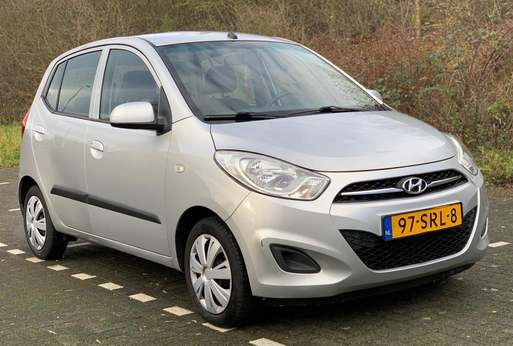 Hyundai i10/NW APK / Goed onderhouden I10 occasion - Stuivenberg Auto's