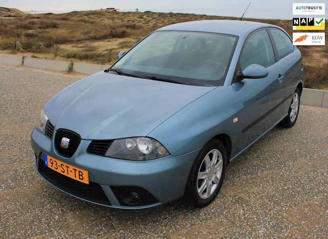 Seat Ibiza 1.4-16V | Climate Control | Elektrisch Pakket |