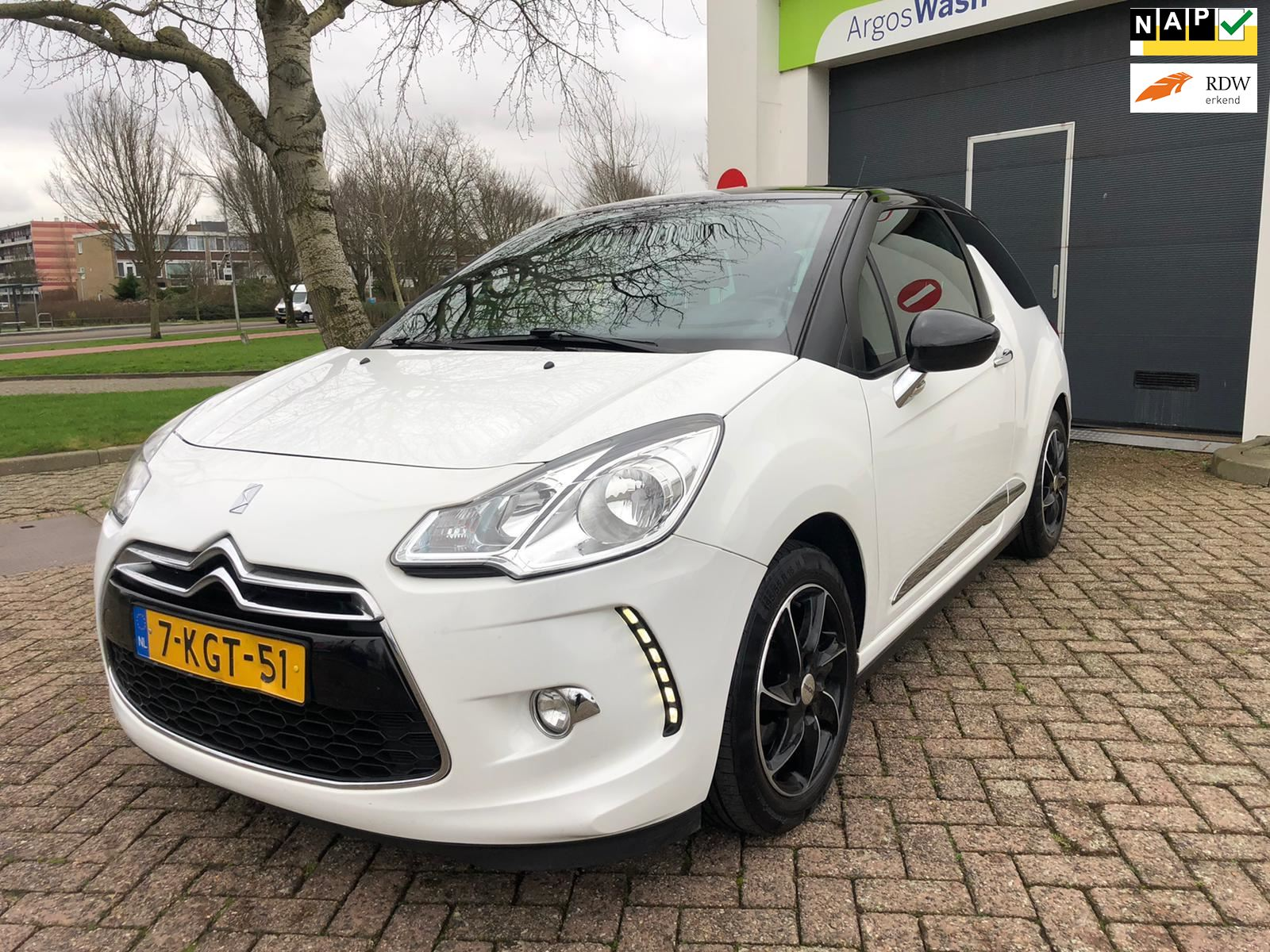 Citroen DS3 occasion - Westland Occasion