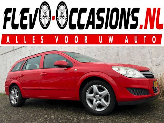Opel Astra Wagon 1.4 Business NAP APK Airco Trekhaak Cruise Control
