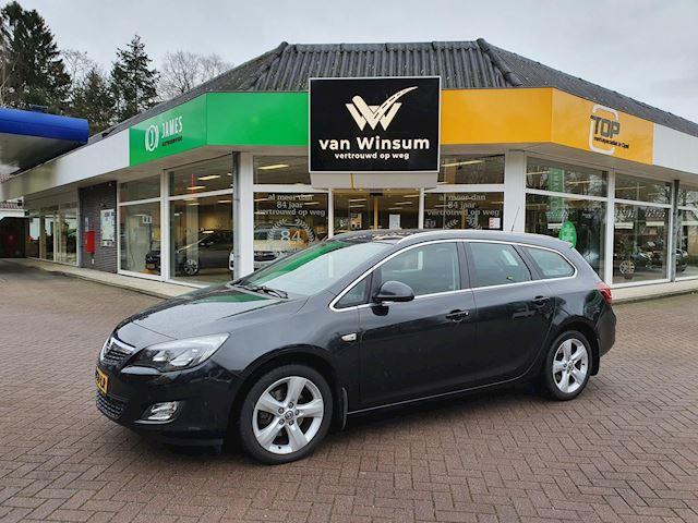 Opel Astra Sports Tourer 1.6 Turbo Sport Dealer onderhouden