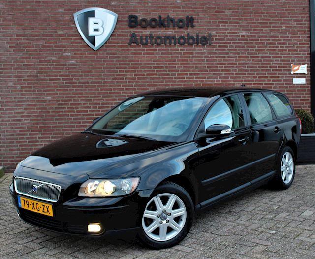 Volvo V50 2.0 Edition I - Liefhebbers-staat! 1e eigenaar, 4-staps gepolijst