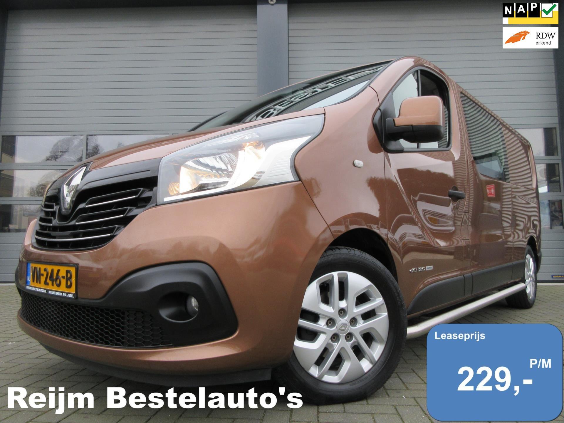 Renault Trafic occasion - Reijm Bestelauto's