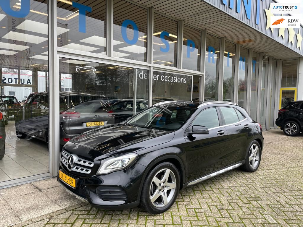 Mercedes-Benz GLA-klasse occasion - Sprint Automobiel