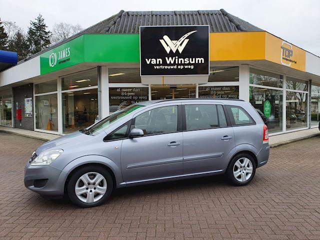 Opel Zafira 2.2 Business 7 Persoons Ideale caravan trekker 1500KG trekgewicht. Dealer onderhouden