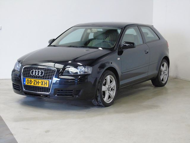 Audi A3 1.4 TFSI Attraction Pro Line Clima 6-Bak