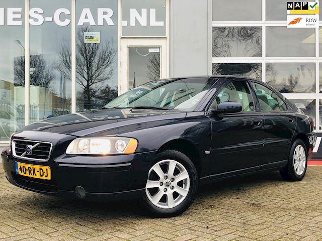 Volvo S60 2.4 Kinetic, Cruise Cr. 6/12 Maanden Garantie! Uitzonderlijk Nette Staat!!