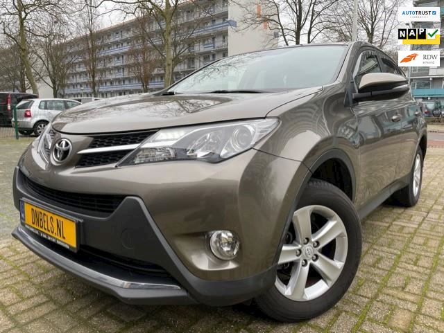Toyota RAV4 2.0 Executive 4WD Navi/Camera/Leer/Trekhaak