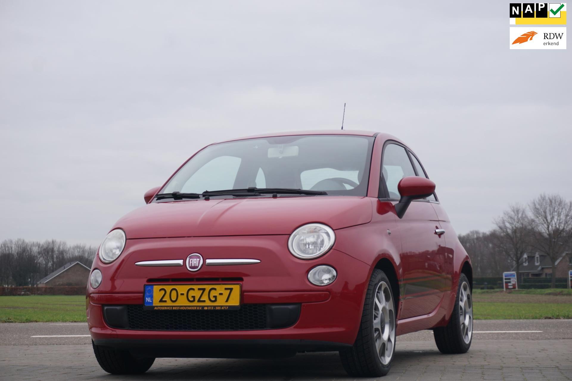 Fiat 500 occasion - Autoservice Biest Houtakker