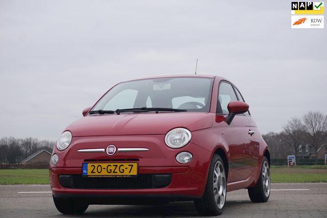 Fiat 500 1.2 Pop, Airconditioning, LM Velgen, nieuwe ALL Weather banden