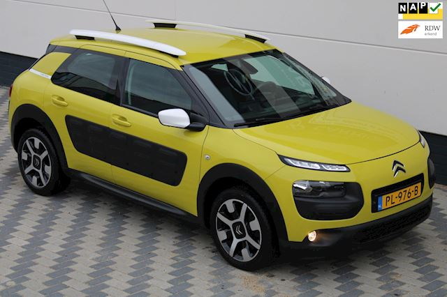Citroen C4 Cactus 1.2 VTi Trekhaak Camera Cruise 17 inch !!!