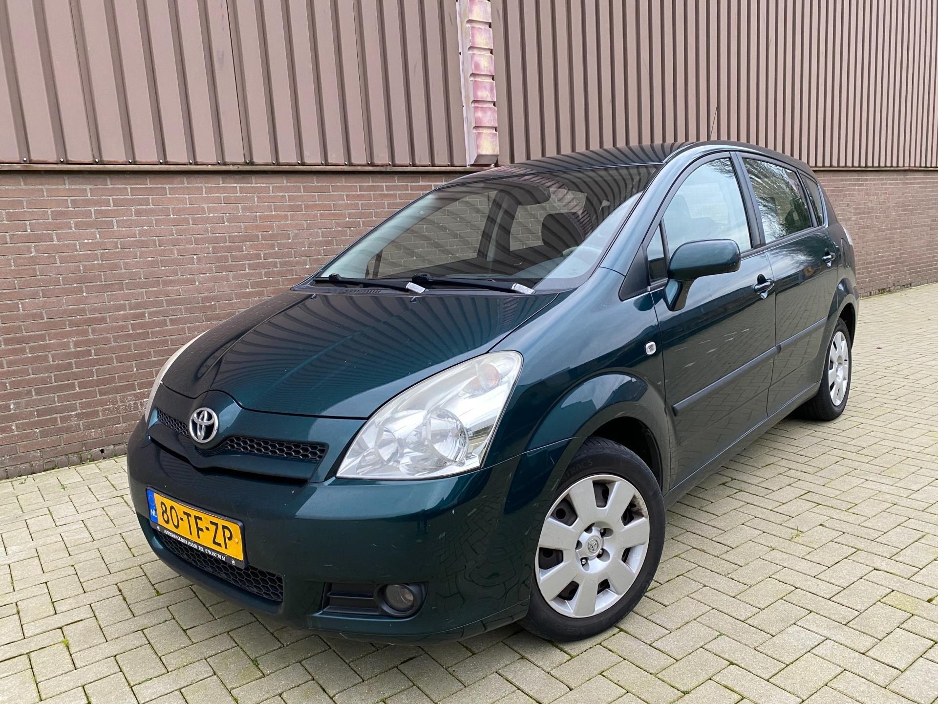 Toyota Verso occasion - Auto op Afspraak