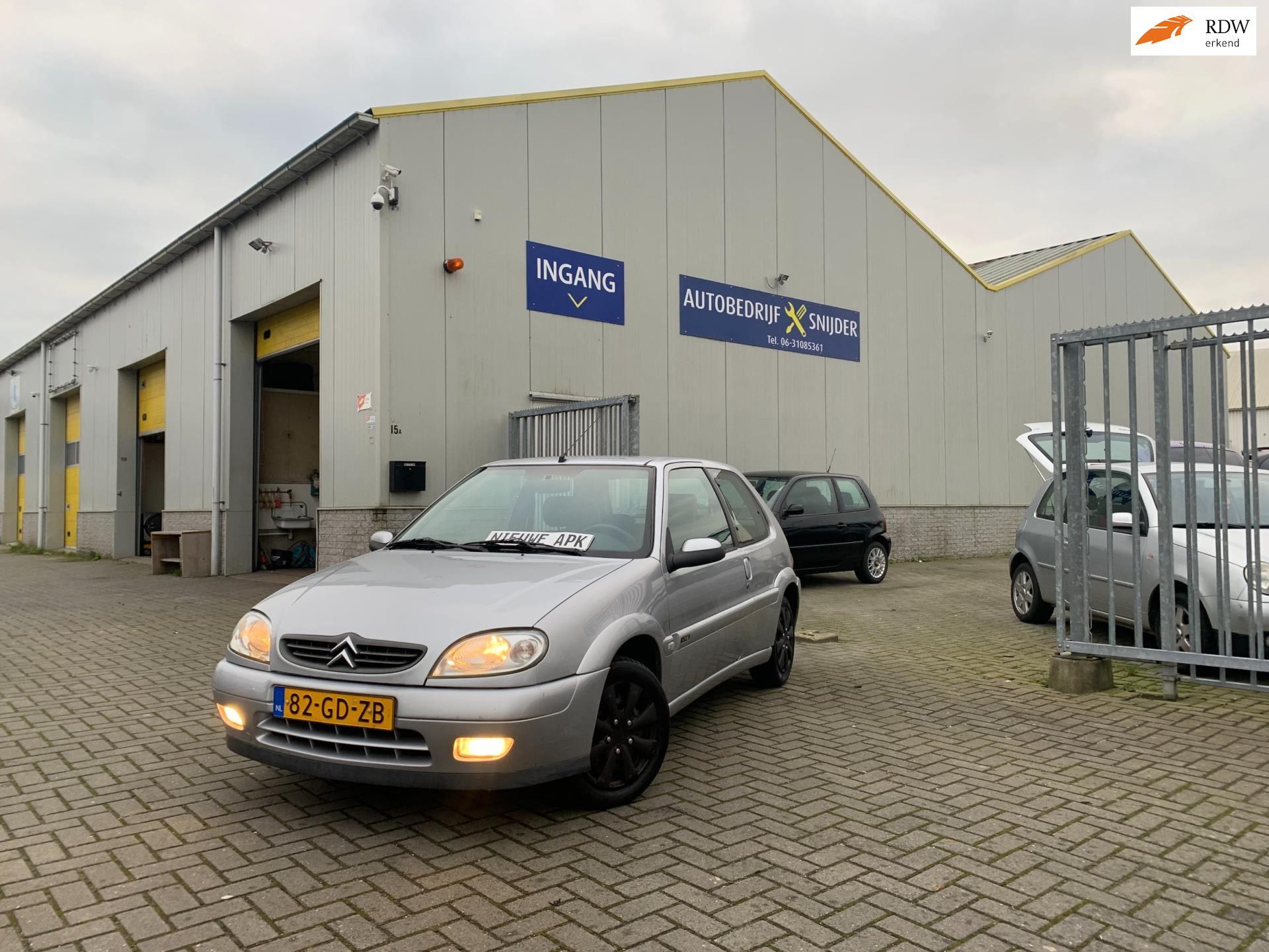 Citroen Saxo occasion - Autobedrijf Snijder