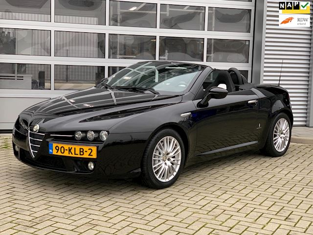 Alfa Romeo Spider 1.7 T Exclusive bj.2010 1e Eig|Lage km's.