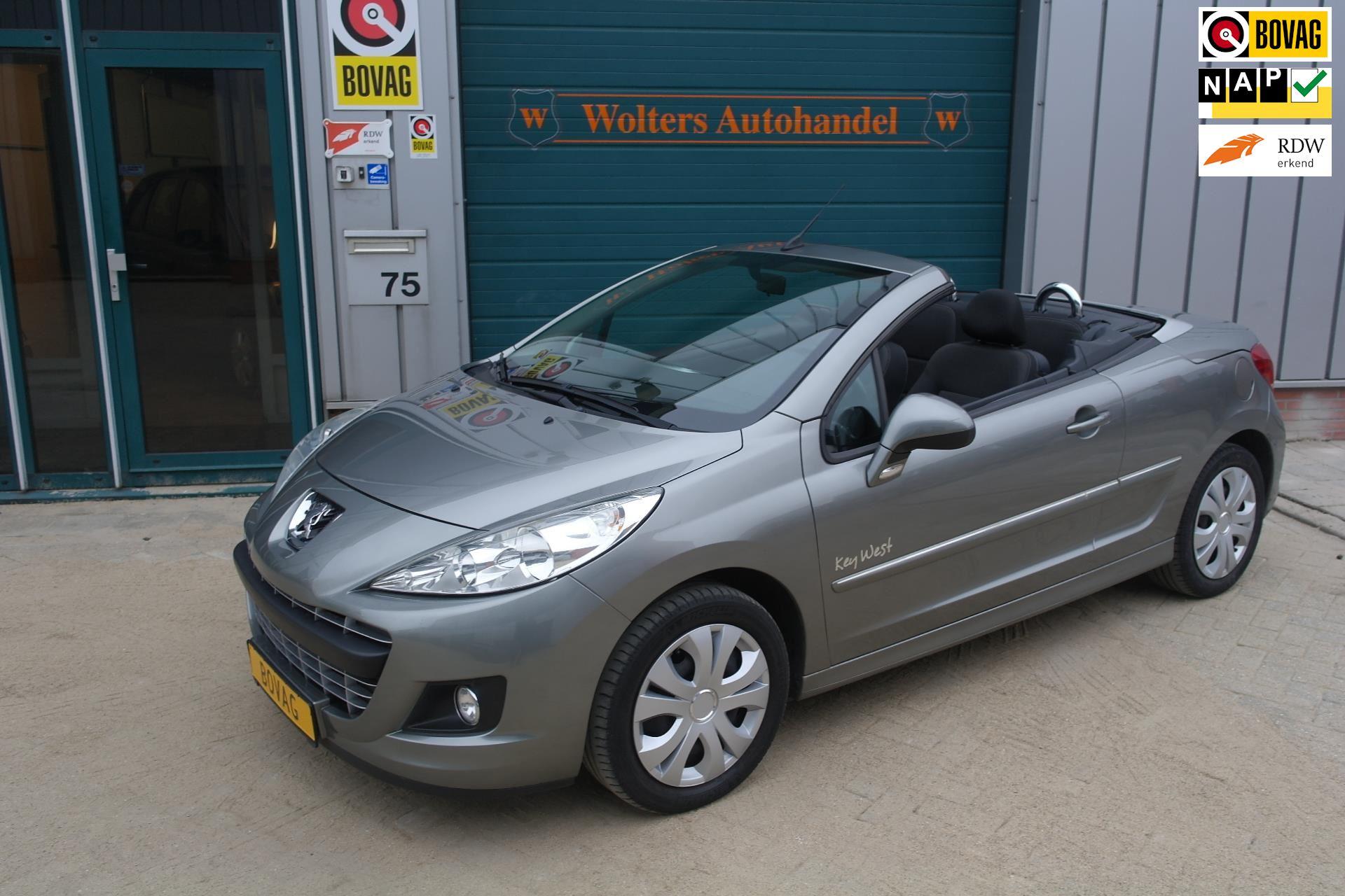 Peugeot 207 CC occasion - Wolters Autohandel