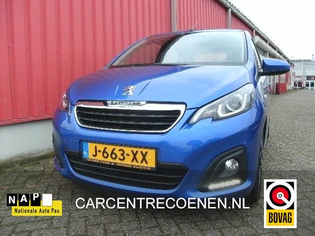 Peugeot 108 1.0 e-VTi Active TOP / Cabrio / Airco