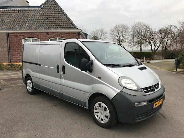 Opel Vivaro 1.9 CDTI L2 H1
