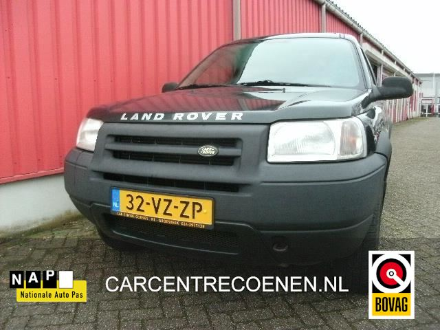 Land Rover Freelander Hardback occasion - Car Centre Coenen