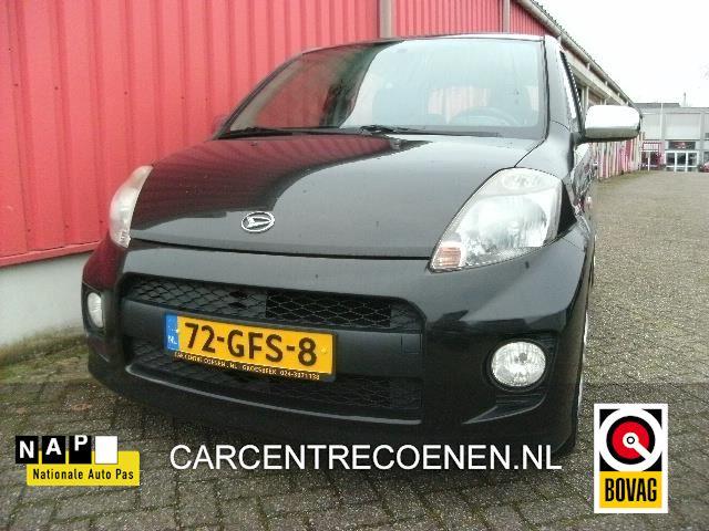 Daihatsu Sirion 2 occasion - Car Centre Coenen