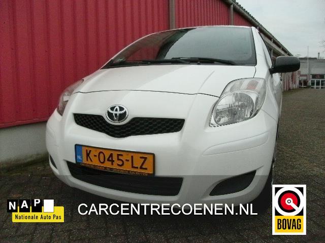 Toyota Yaris occasion - Car Centre Coenen