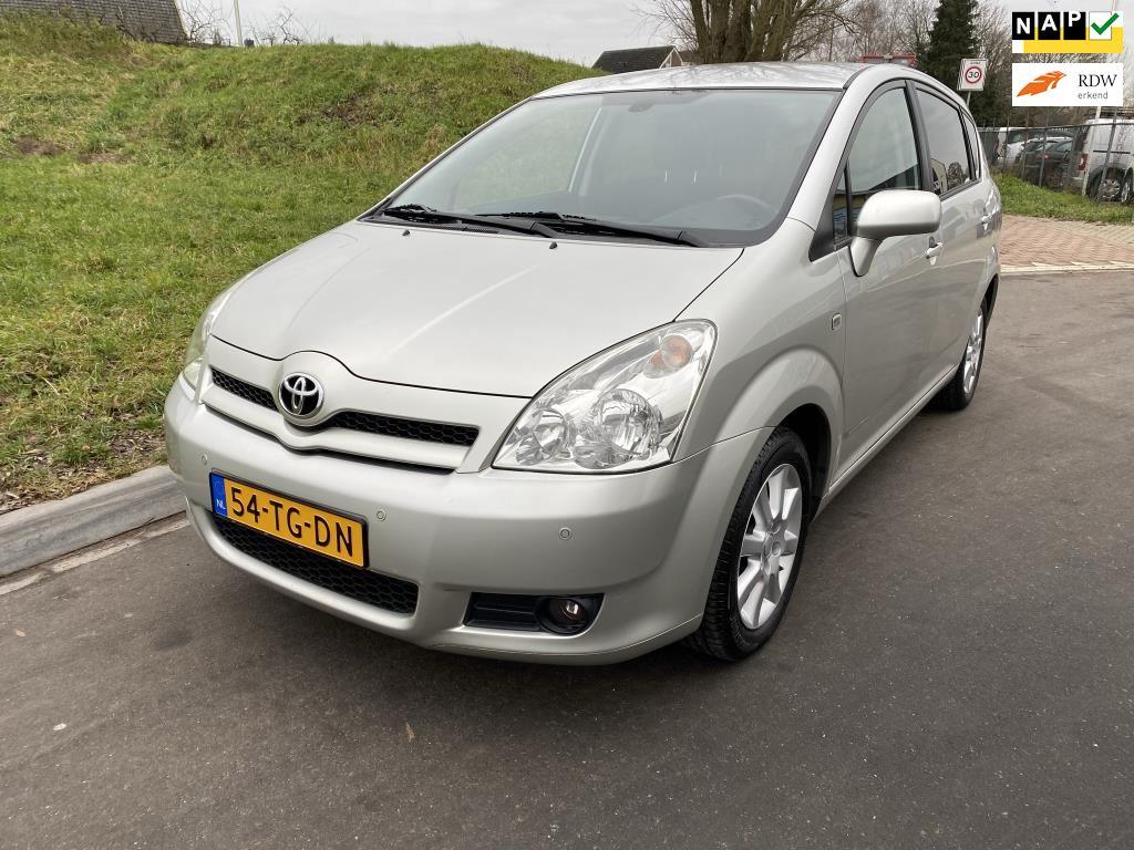Toyota Corolla Verso occasion - RW Cars