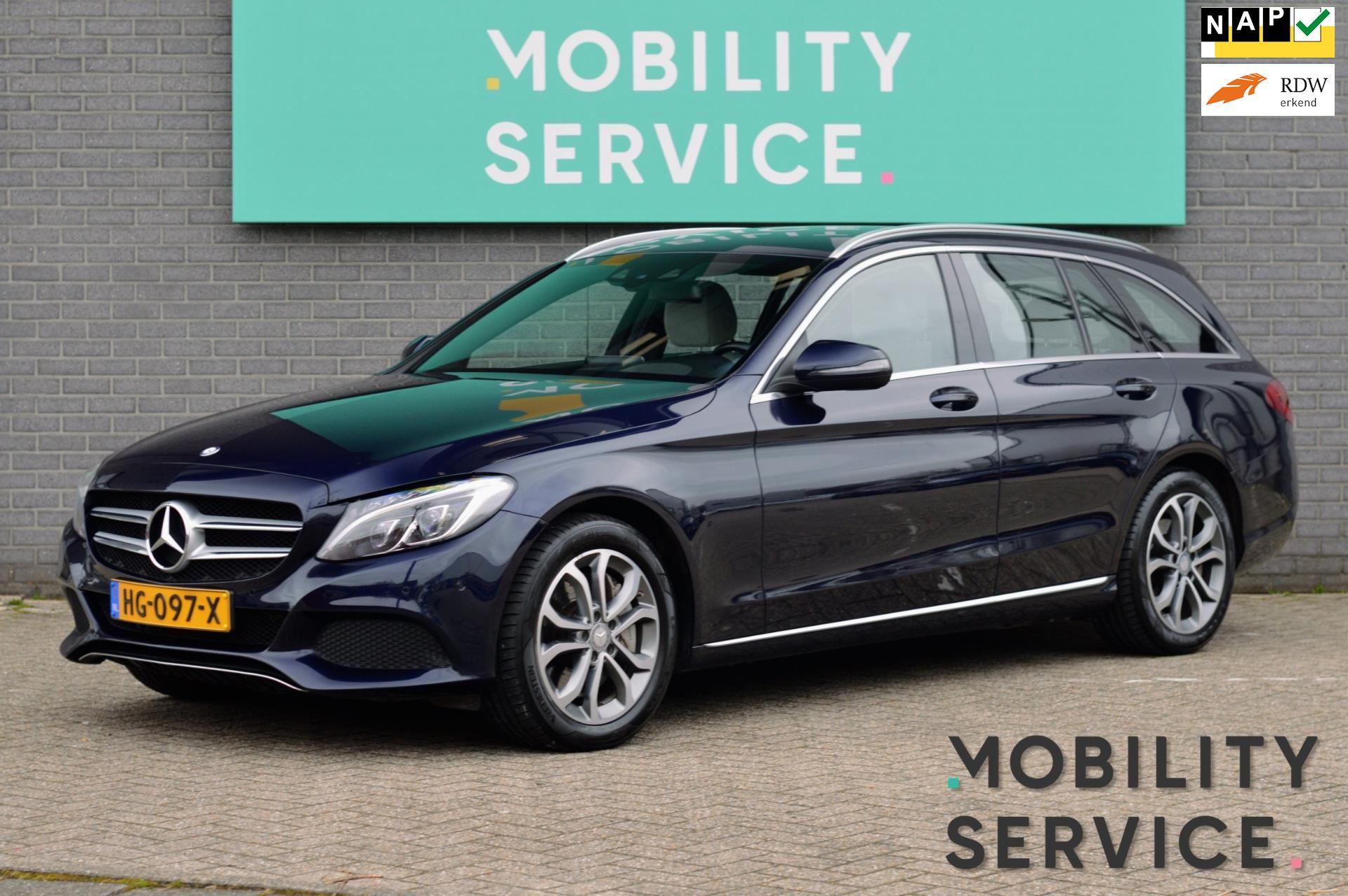 Mercedes-Benz C-klasse Estate occasion - Mobility Service