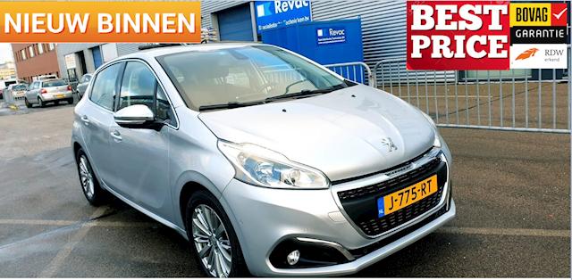 Peugeot 208 /8.239km/Automaat/Camera/Volle Optie!/Nav/Garantie/2016