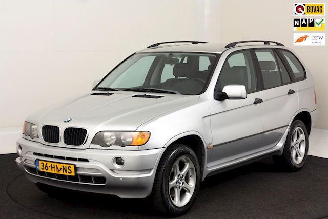 BMW X5 3.0i zeer mooie youngtimer/ nieuwe motor