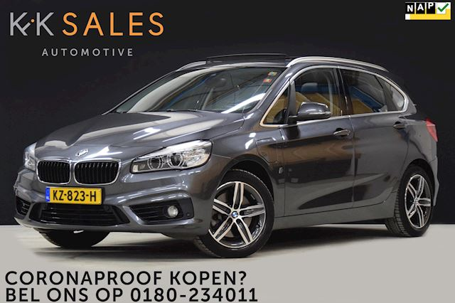 BMW 2-serie Active Tourer 225xe iPerformance Model Sport EX BTW [SCHUIFDAK, HEAD-UP, PDC V+A, GROOT NAVI, STOELVERWARMING, NIEUW]