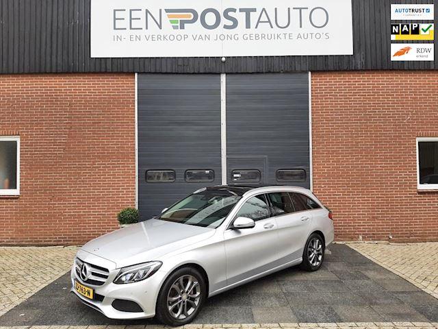 Mercedes-Benz C-klasse Estate 180 AMG Sport Ed. Pano.dak, Aut. Trekhaak, Xenon-Led, Aut. Achterklep