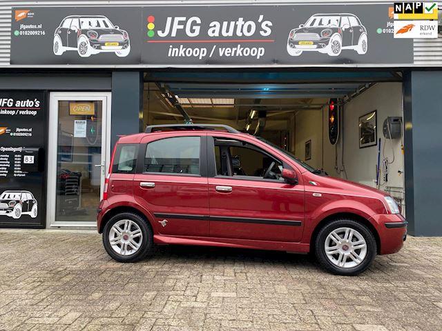 Fiat Panda occasion - JFG Auto's