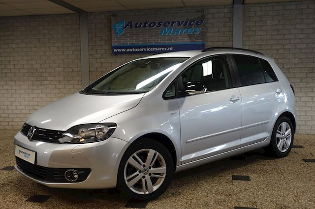 Volkswagen Golf Plus 1.2 TSI Match, Clima, airco, 2x PDC, 1/2 leder, Stoelverwarming, 16 inch LM