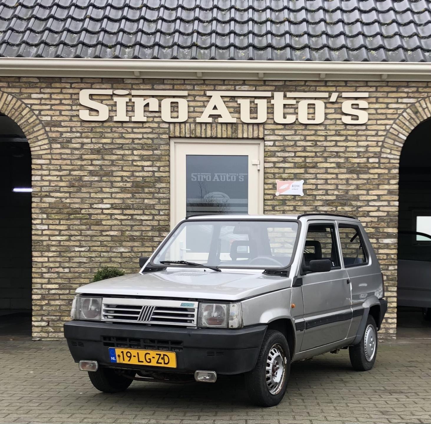 Fiat Panda occasion - Siro Auto's