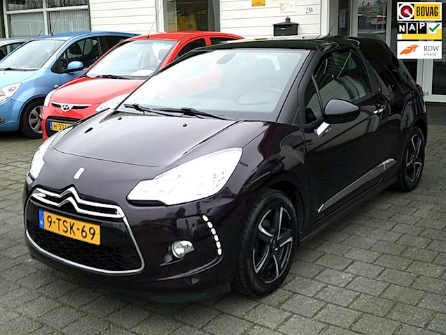 Citroen DS3 1.2 VTi Business (LMV/NAV/ECC)
