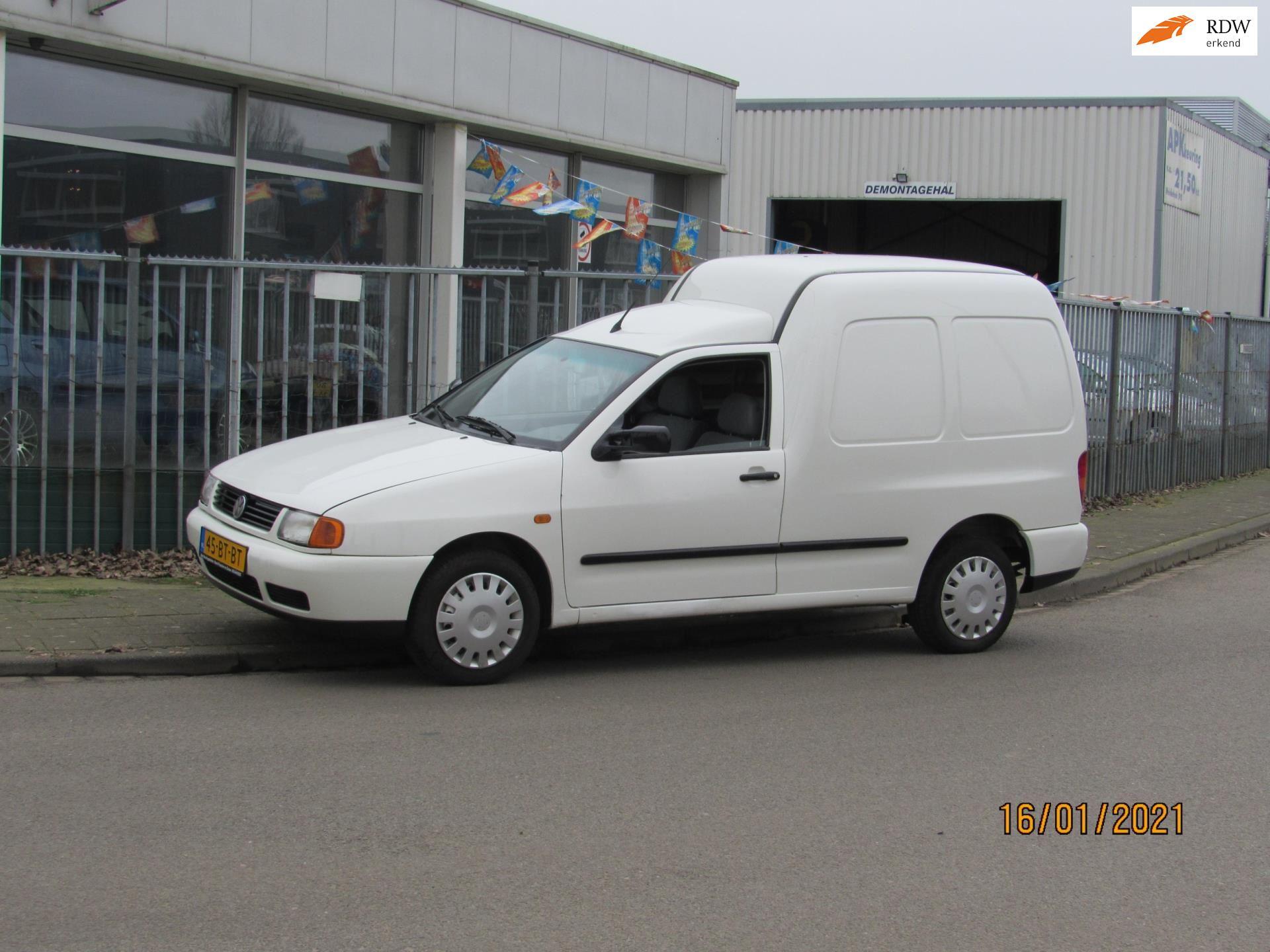 Volkswagen Caddy occasion - Autobedrijf Prescher
