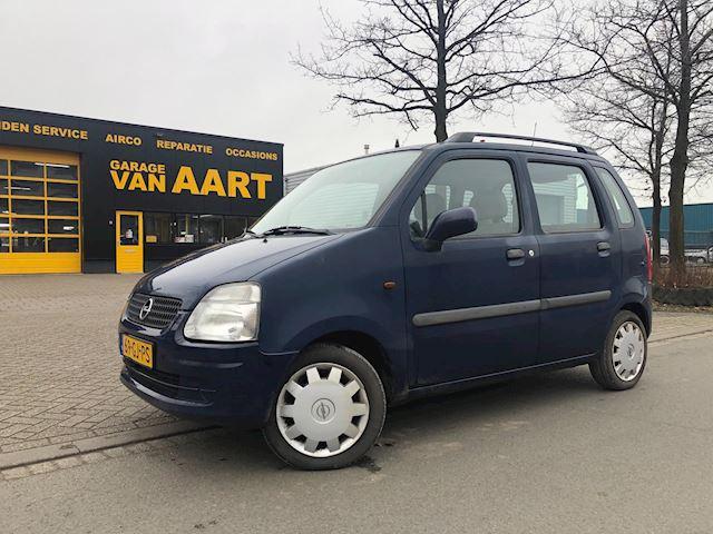 Opel Agila 1.2-16V Comfort/APK 06-2021/